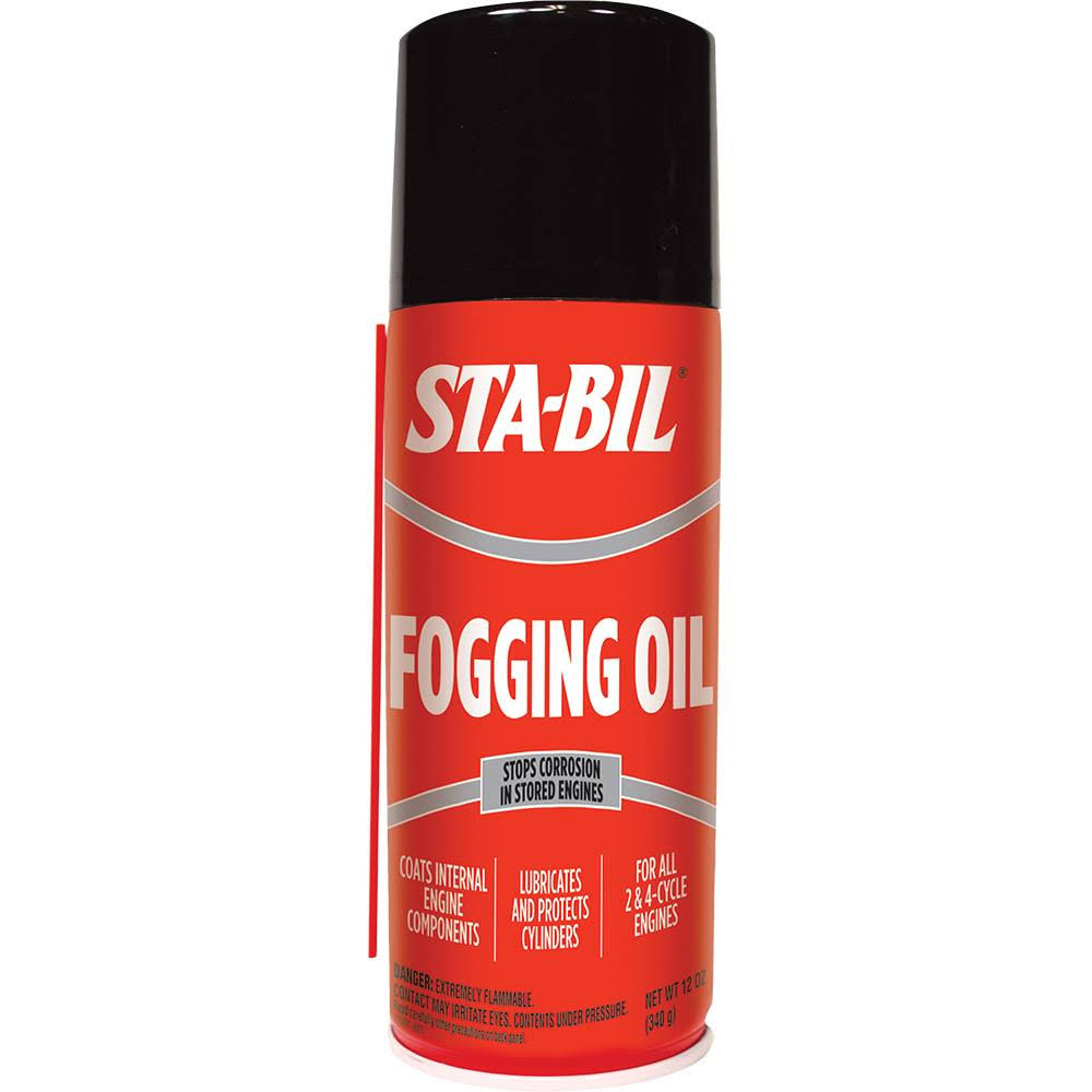 STA-BIL Fogging Oil - 12 oz