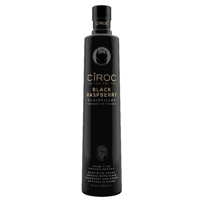 Ciroc Vodka - Black Raspberry, Limited Edition