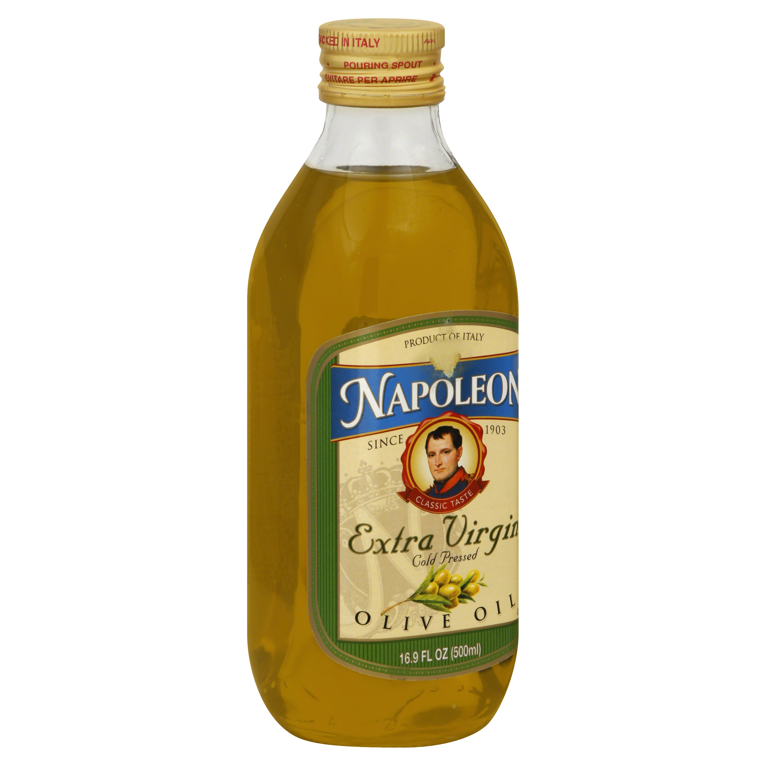 Napoleon Extra Virgin Olive Oil - 16.9oz