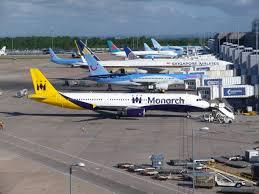 Online reputation for Manchester Airport = <em>[[INSERTSCORE]]%</em>