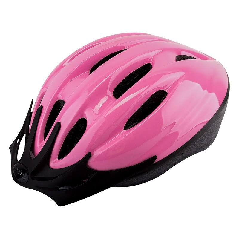 Aerius V10 Bicycle Helmet - Pink, Small to Medium