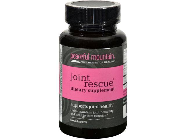 Peaceful Mountain Joint Rescue Dietary Supplement 60