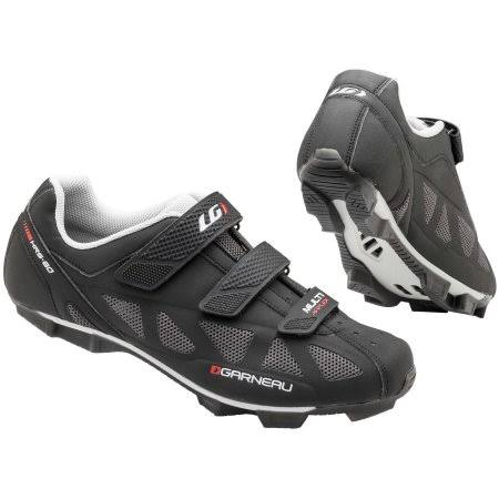 Louis Garneau Men's Multi Air Flex Cycling Shoes (Black, 41)