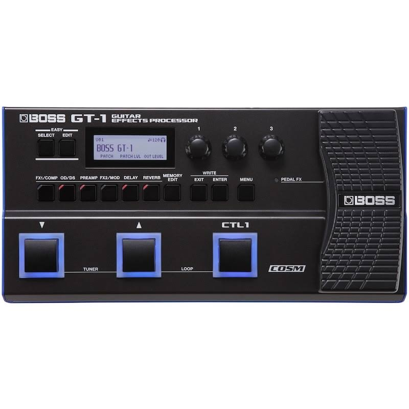 Boss Compact Guitar Multi Effects Processor