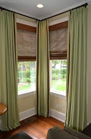 No Drill Window Curtain Rod by No Drill Curtain Rod Brackets Curtain Rods And Rails Ideas
