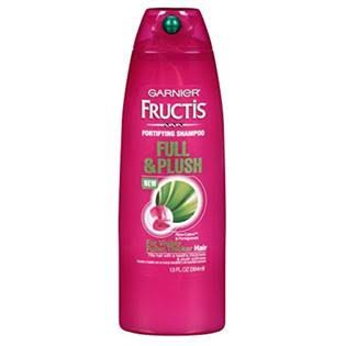 Garnier Fructis Full & Plush Shampoo - 300ml