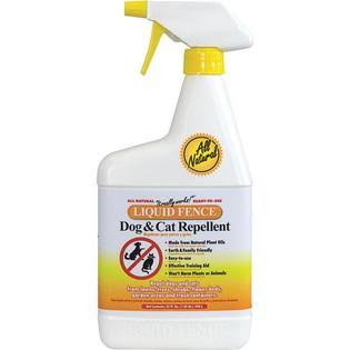 Liquid Fence Dog and Cat Repellent - Ready-to-Use, 32oz
