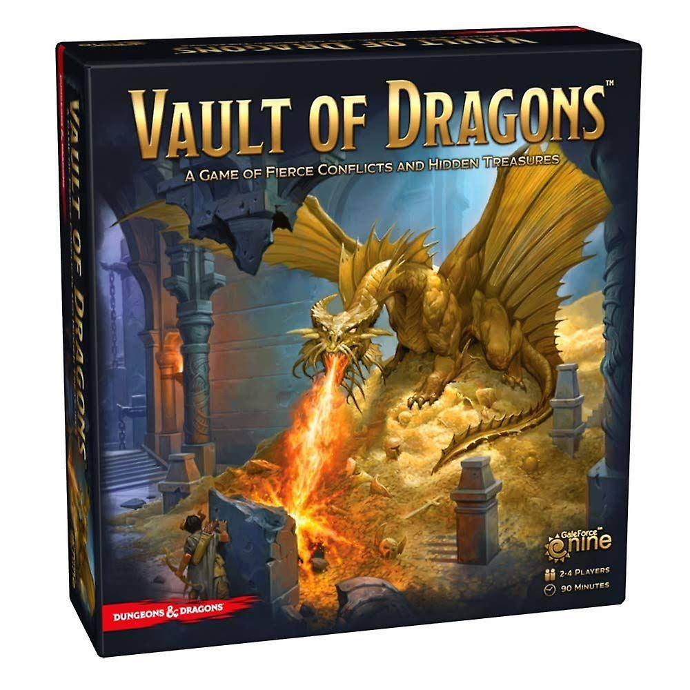 Vault of Dragons - GaleForce Nine