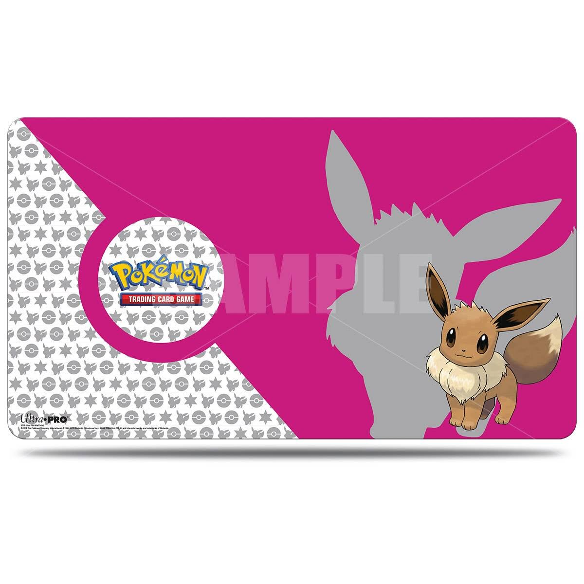 Pokemon Eevee 2019 Playmat