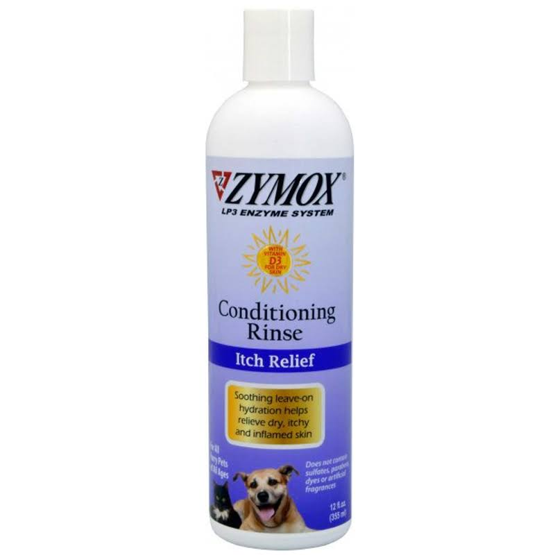 Zymox Rinse Vitamin D3 12 oz.