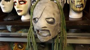 New Slipknot Halloween Masks by Slipknot Corey Taylor Iowa Mask Review Youtube