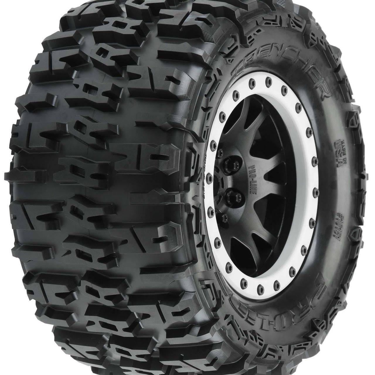 Proline Trencher Pro Loc All Terrain Tires - Pack of 2, 4.3""