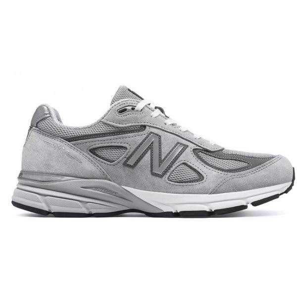 Balance Men's Running Shoe - Grey/Castle Rock, 10US