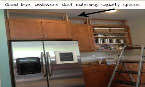 Above Kitchen Cabinet Decorations Pictures by Tag For Design Ideas For Above Kitchen Cabinets Nanilumi
