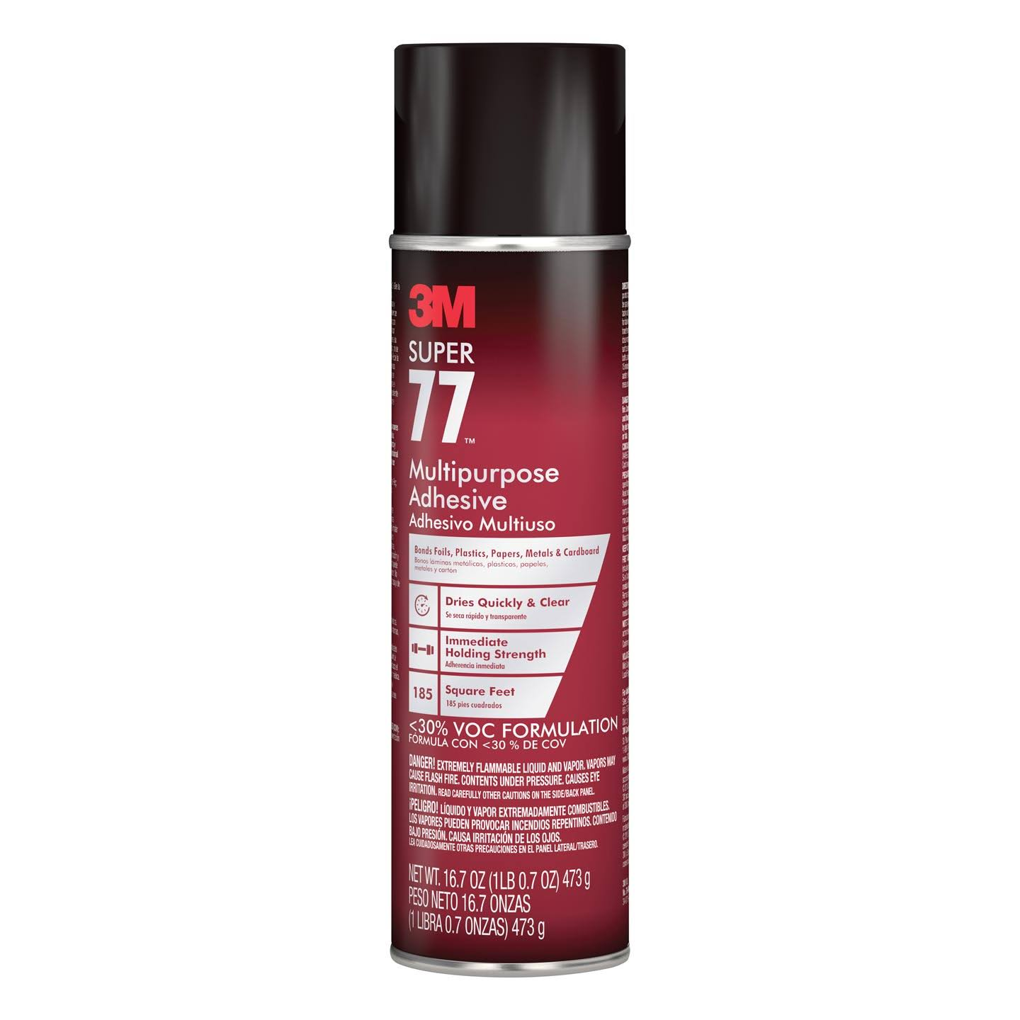 3M Spray Adhesive 77