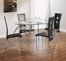 Ikea Dining Table And Chairs Glass by Small Glass Dining Table Set Dining Table With 4 Chairs Dining