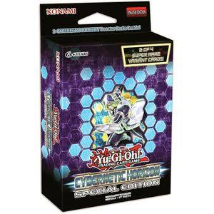 Yu Gi Oh Cybernetic Horizon Special Edition Trading Card Game