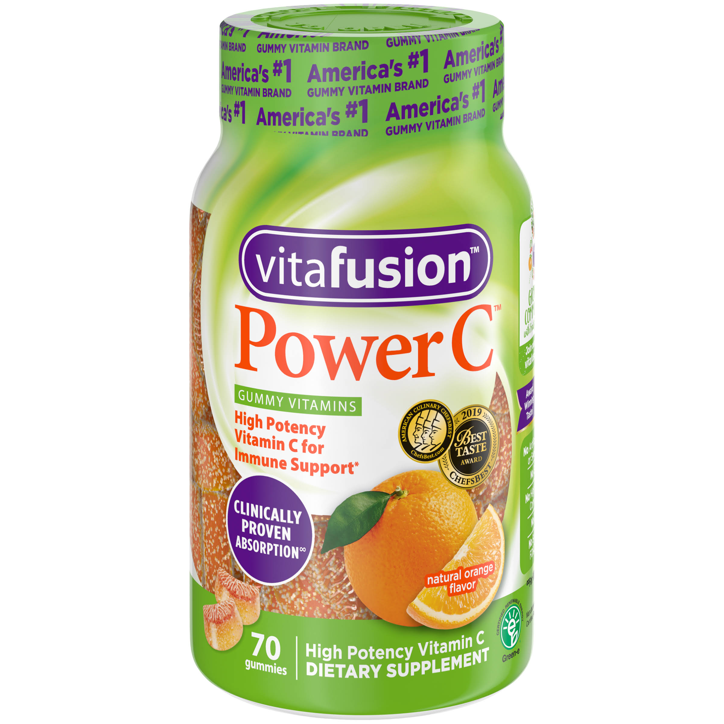 Vitafusion Power C Gummy Vitamins