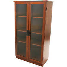 Tall Narrow Linen Cabinet With Doors by Storage Cabinets With Doors