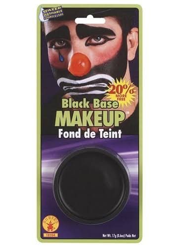 Rubie's Costume Co Black Base Makeup