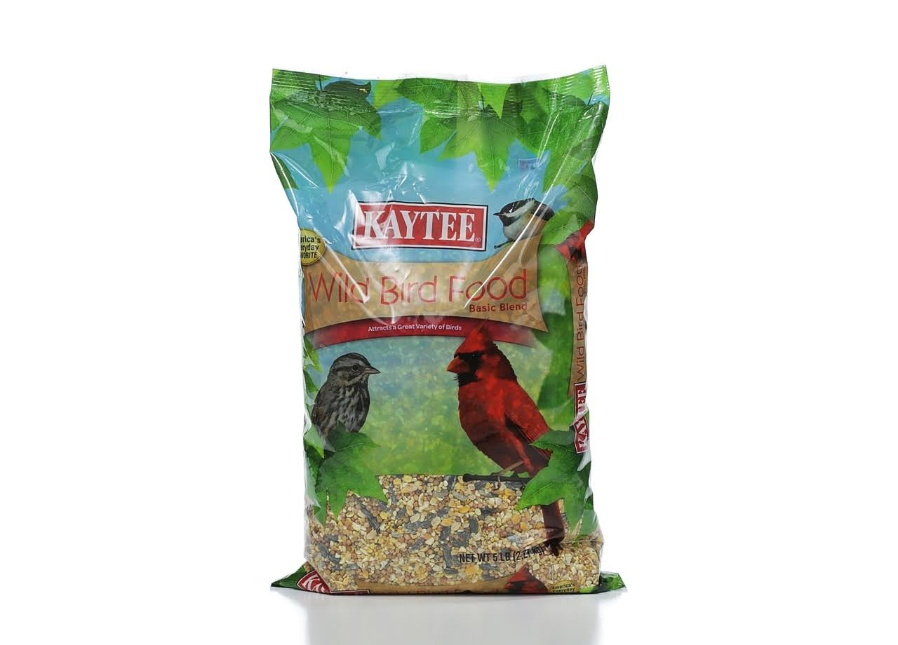Kaytee Wild Bird Food - 5 lb bag
