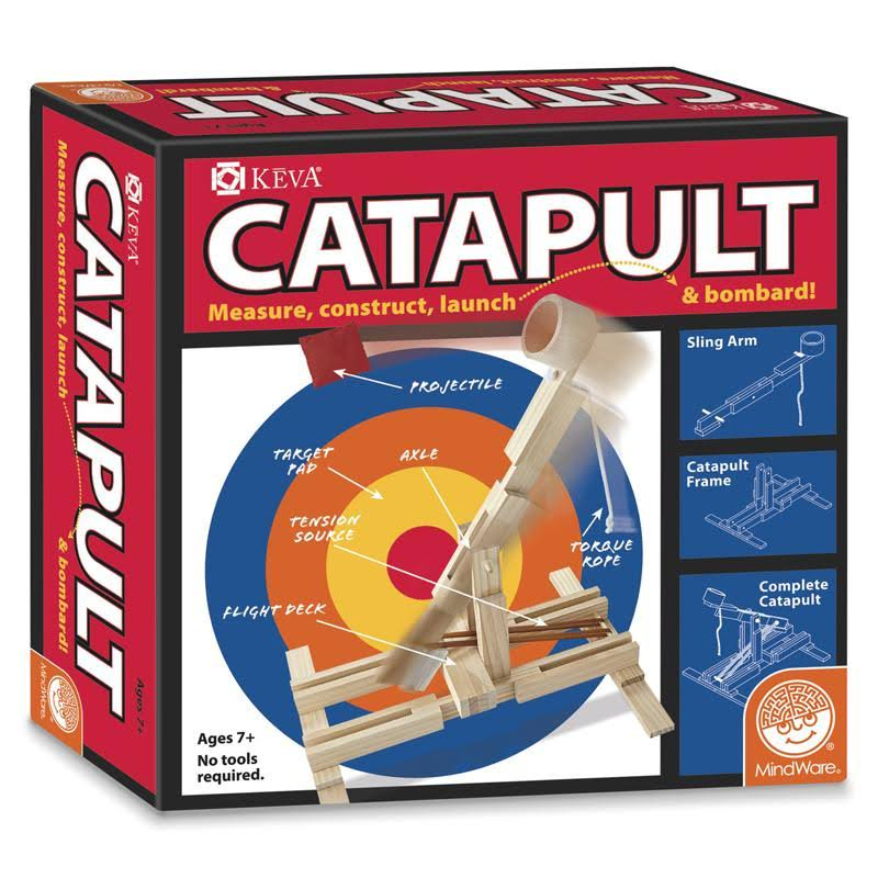 MindWare Keva Catapult Toy Kit