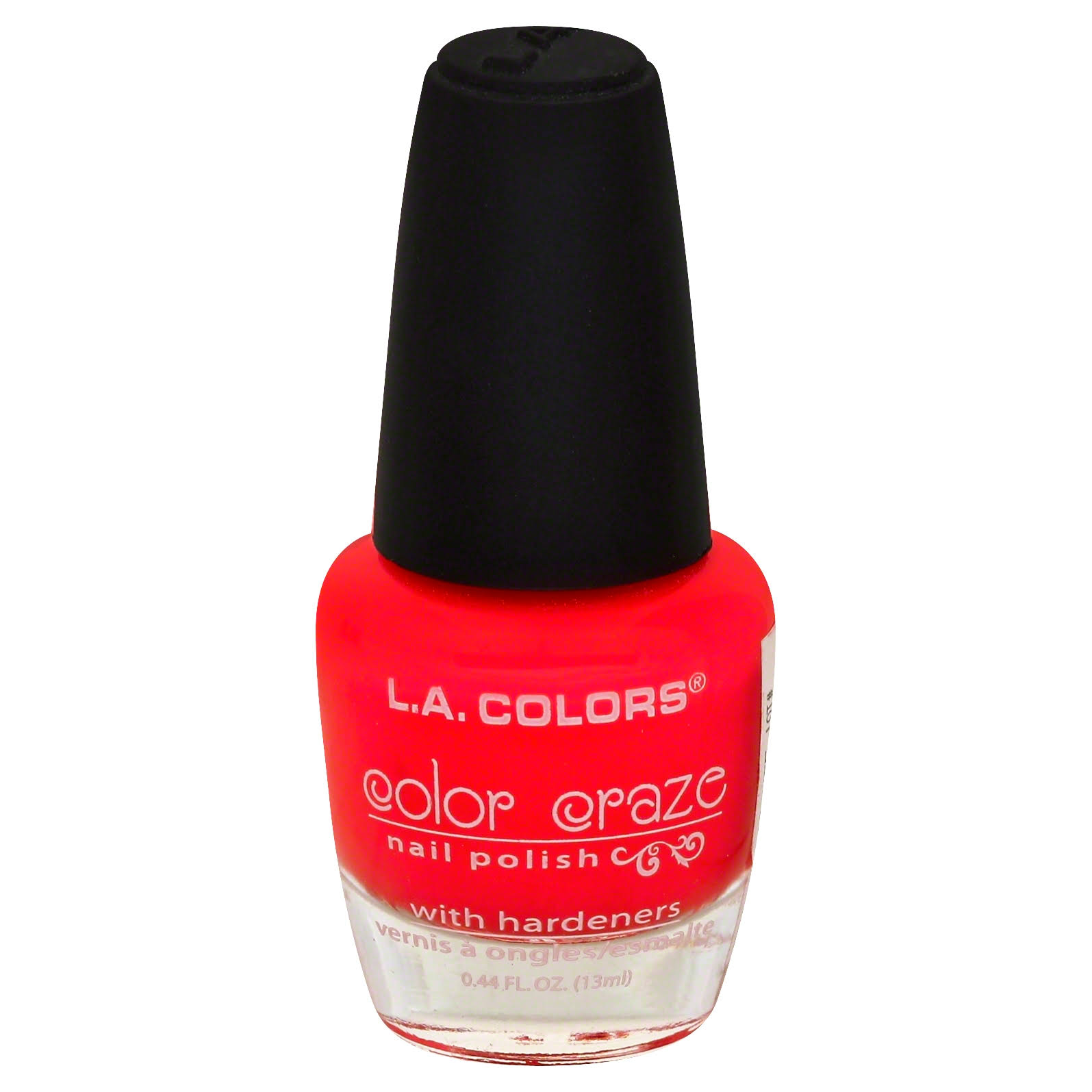 L. A. Colors Nail Polish - Absolute, 13ml