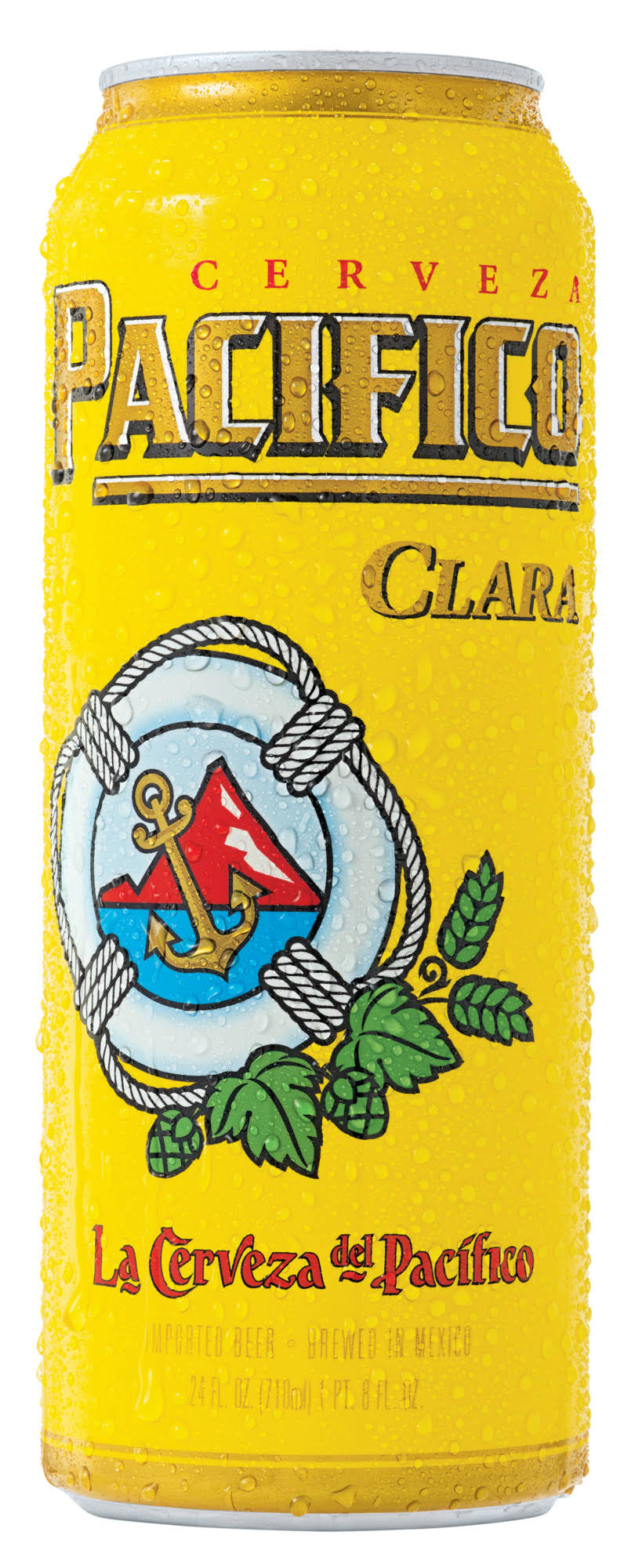 Pacifico Beer, Imported, Clara - 24 fl oz