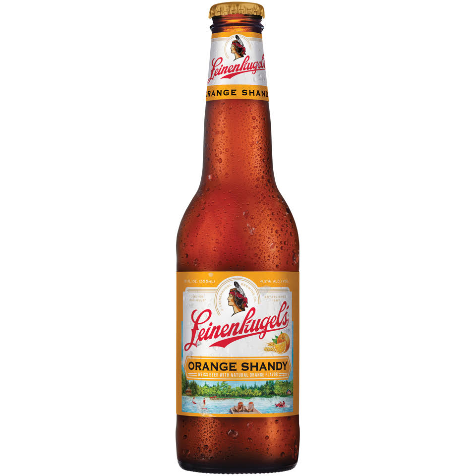 Leinenkugel's Orange Shandy 12 Fl. Oz. Glass Bottle