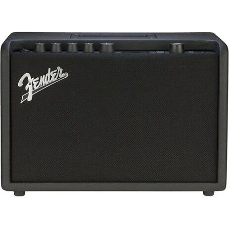 Fender Mustang GT 40 Guitar Combo Amplifier - 40W, Black