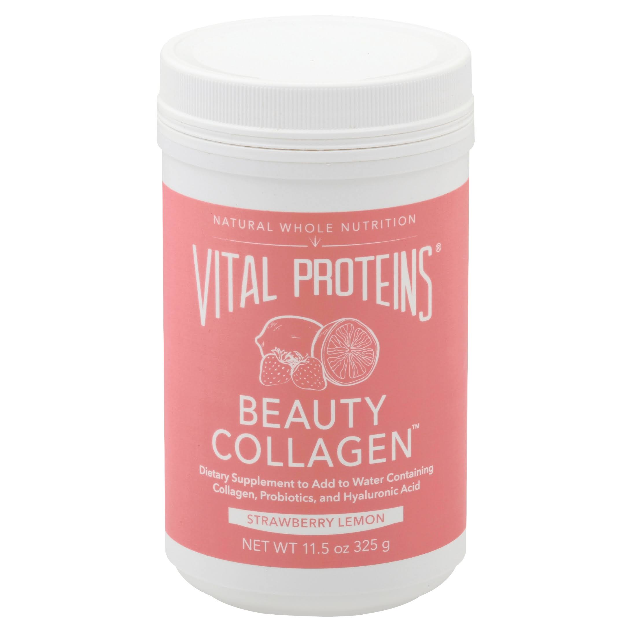 Vital Proteins Beauty Collagen Dietary Supplement - 11.5oz