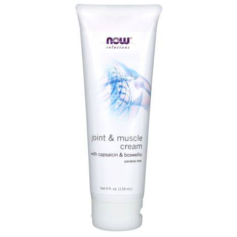 Now Foods Solutions Joint Support Cream - 4oz