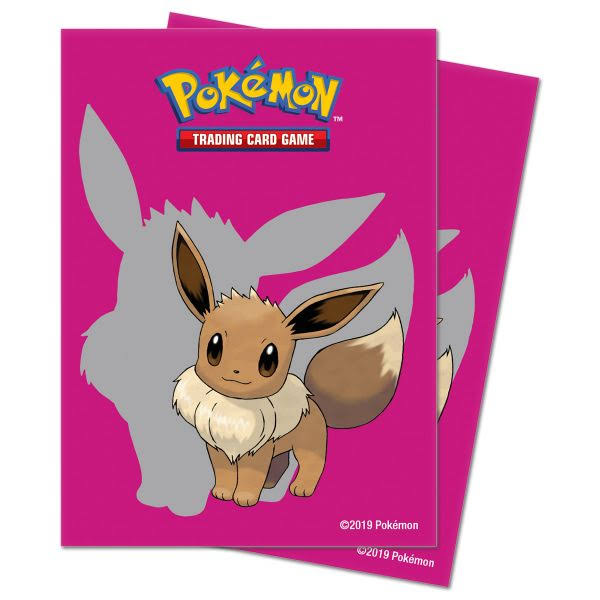 Pokemon Eevee 2019 Card Sleeves