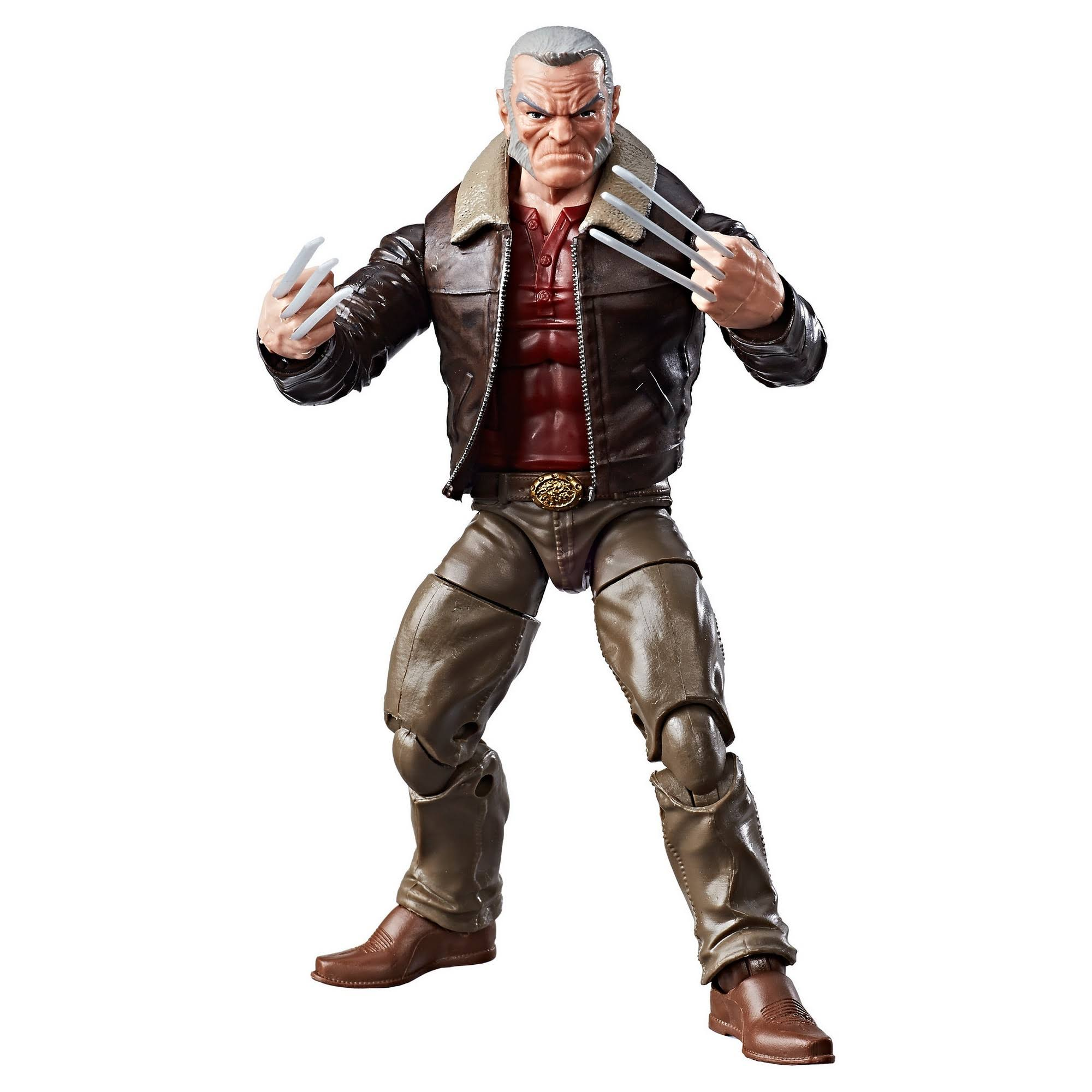 "Hasbro Marvel Legends Series X-Men Action Figure - 6"", Wolverine, Old Man Logan"