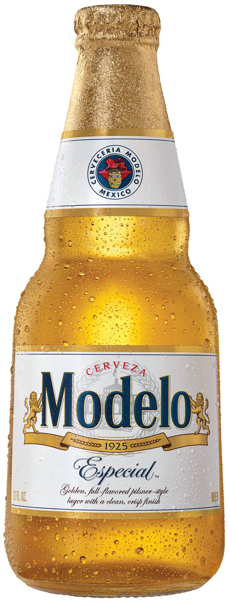 Modelo Especial - 12oz Bottle