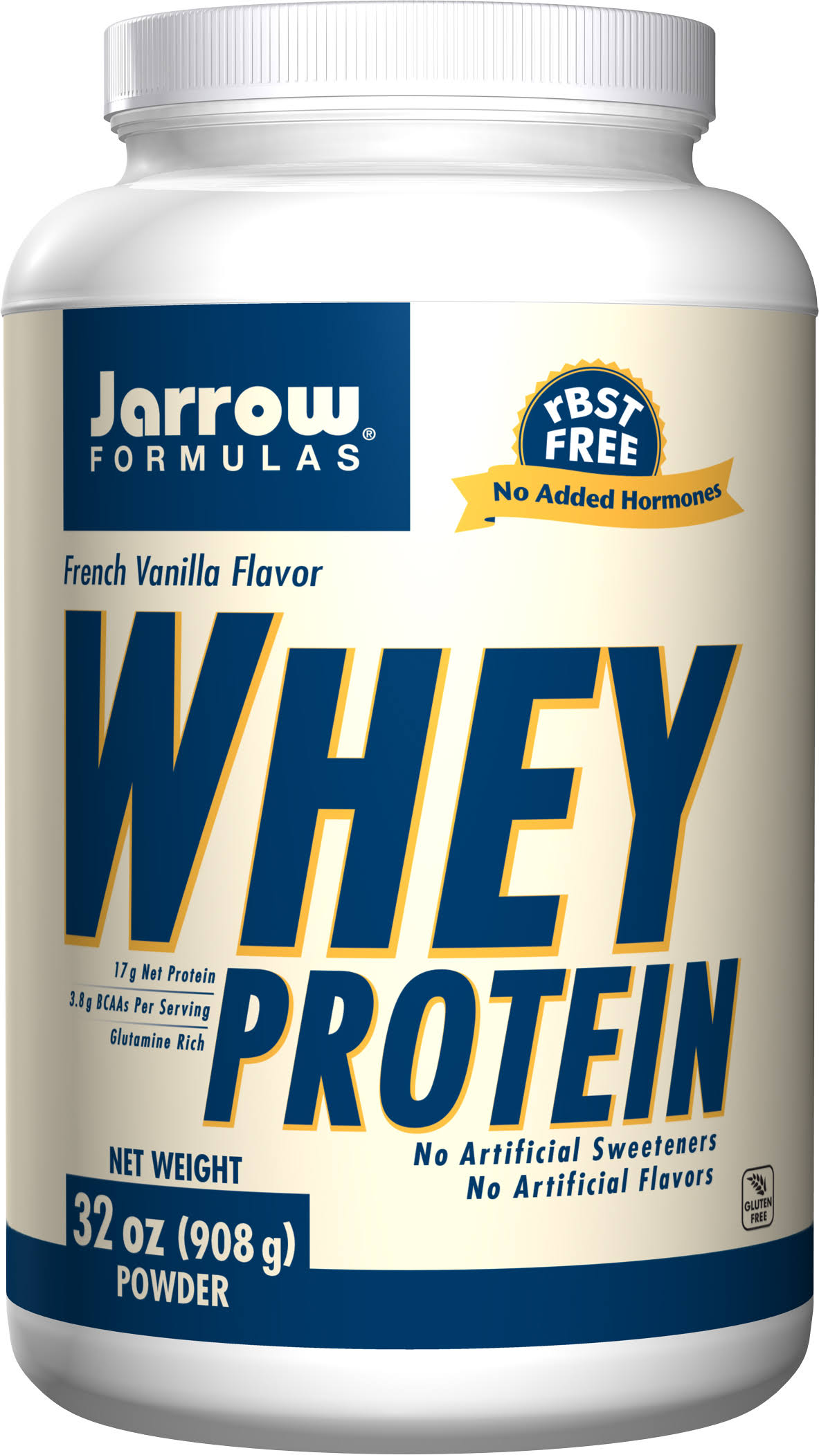 Jarrow Formulas Whey Protein Dietary Supplement - French Vanilla, 2lbs