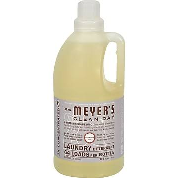 Mrs. Meyer's Clean Day Laundry Detergent - Lavender, 64 Loads