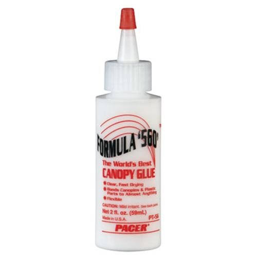 Pacer Zap Adhesives Formula 560 Canopy Glue - 2oz