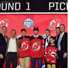 NJ Devils stay put at NHL Draft Lottery, will pick No. 7 overall