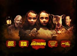 Syfy 31 Days Of Halloween 2017 Schedule by Gives Sneak Peek At U201cthe Shining U201d Maze Coming To Halloween