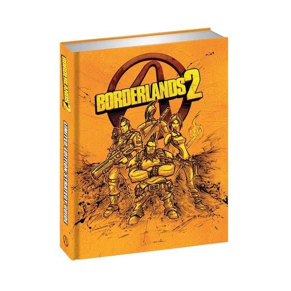 Brady Games Borderlands 2 Limited Edition Strategy Guide (Hardcover)