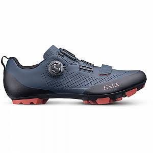 Fizik Terra X5 MTB Shoe Blue/Red