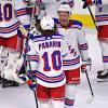 Artemi Panarin and Kaapo Kakko help Rangers snap four game ...