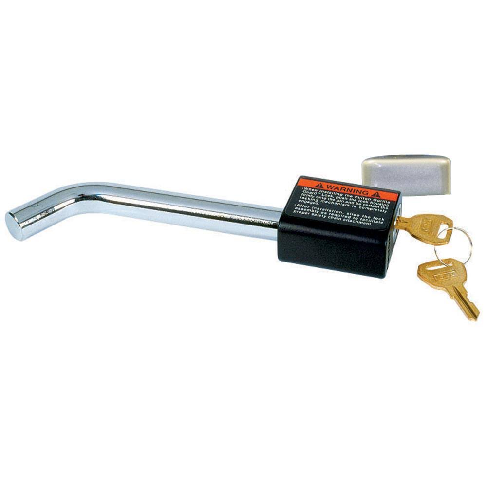 Reese Towpower Chrome Plated Steel Locking Draw Bar J Lock - 5/8""