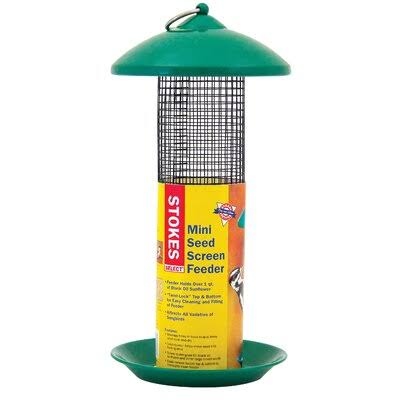 Hiatt Manufacturing Stokes Mini Screen Seed Feeder