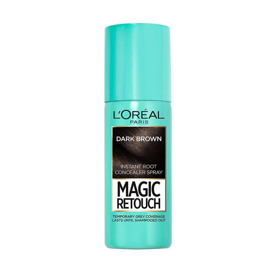 L'Oreal Magic Retouch Dark Brown Instant Root Concealer Spray 75 ml