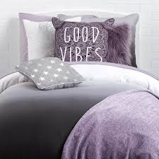 Lavender And Grey Bedding by Dorm Room Themes Dorm Sets Dorm Themes Dormify