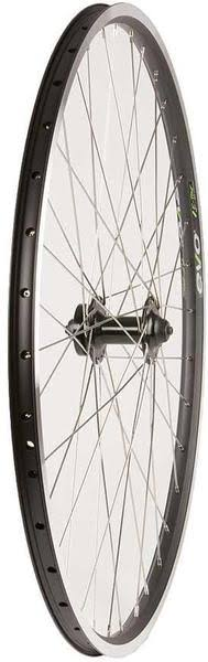 The Wheel Shop Evo E-Tour 19/Formula DC-20 700c Front - Black - 700c