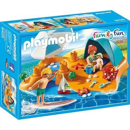 Playmobil 9425 Family On The Beach