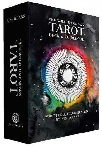 The Wild Unknown Tarot Deck and Guidebook (Official Keepsake Box Set) [Book]